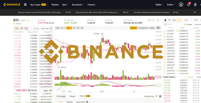 binance bot)