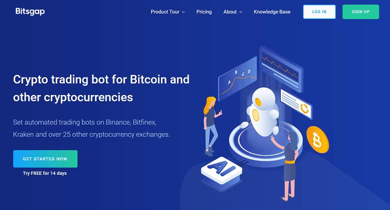 melhor bot de negociação automatizado crypto bot é um lucro hoje