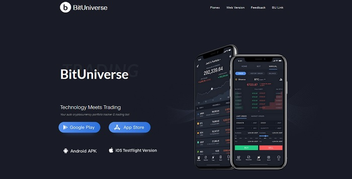 bituniverse trading bot